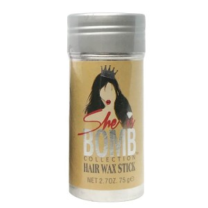 She Is Bomb Collection Hair Wax Stick 2.7 Oz