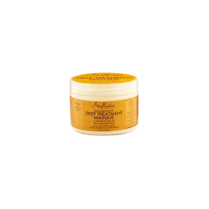 shea moisture raw shea butterdeep treatment masque