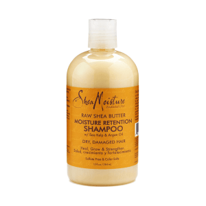shea moisture raw shea buttermoisture retention shampoo