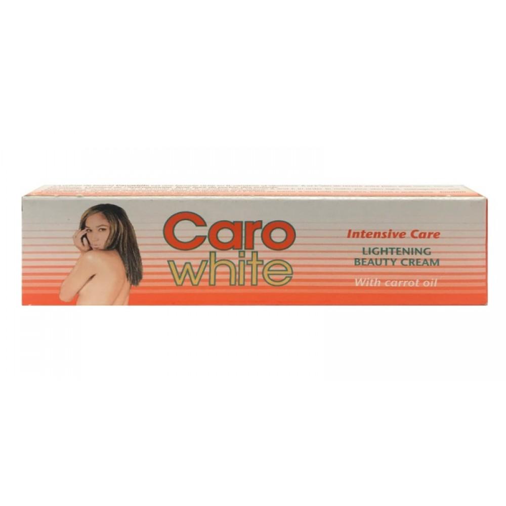 Caro White Skin Lightening Beauty Cream With Carrot Oil 30 Ml