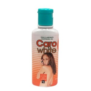 Caro White Skin Lightening Beauty Oil With Carrot Oil 50 Ml