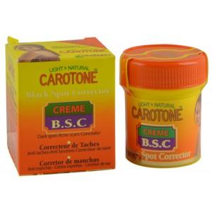 Carotone Black Spot Corrector Cream 1 Oz