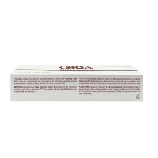 Cora Super White Skin Brightening Cream 50 G