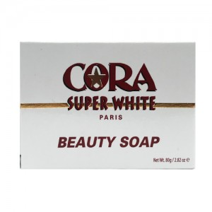 Cora Super White Skin Beauty Soap 80 G