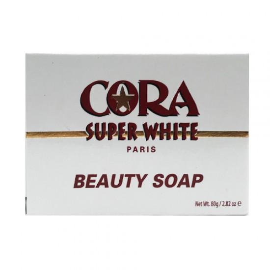 Cora Super White Skin Beauty Soap 80 G