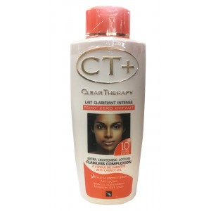 Ct Plus Clear Therapy Extra Lightening Lotion With Carrot Oil 500 Ml