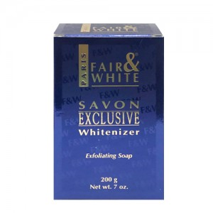 Fair And White Exclusive Whitenizer Exfoliating Soap 200 G