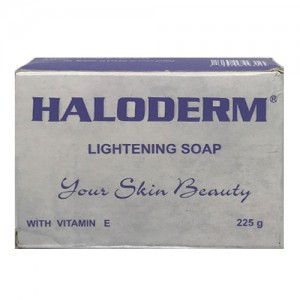 Haloderm  Lightening Soap 225 G