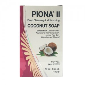 Piona Coconut Soap 6.35 Oz
