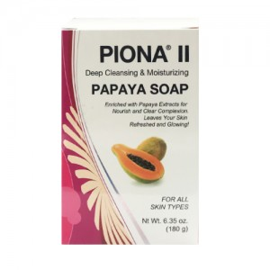 Piona Papaya Soap 6.35 Oz