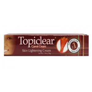 Topiclear Carrot Skin Lightening Cream 50 G