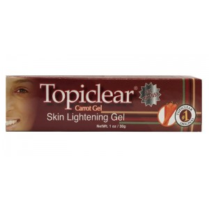 Topiclear Carrot Skin Lightening Gel 30 G