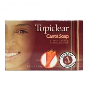 Topiclear Carrot Soap 85 G