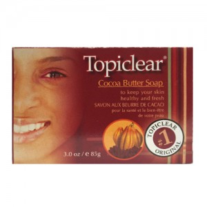 Topiclear Cocoa Butter Soap 85 G