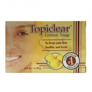 Topiclear Lemon Soap 85 G