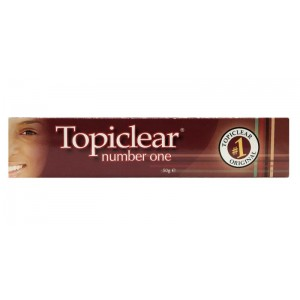 Topiclear Number One Skin Cream 50 G