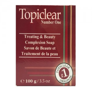 Topiclear Number One Complexion Soap 100 G