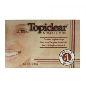 Topiclear Number One Soap 85 G