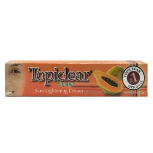Topiclear Papaya Skin Lightening Cream 50 G