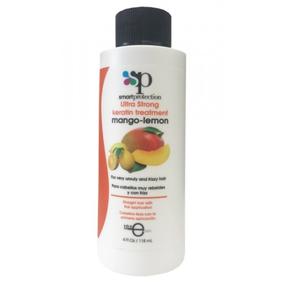 Sp Smart Protection Ultra Strong Karatin Treatment Mango Lemon 4oz