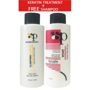 Sp Smart Protection Super Ultra Strong Keratin Treatment 4 Oz
