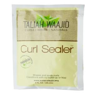 Taliah Waajid Curls Waves Natural Hair Curl Sealer 2 Oz