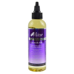 The Mane Choice Multi Vitamin Scalp Nourishing Growth Oil 4 Oz