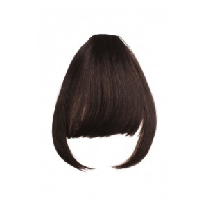 Vivica A Fox Snap Bang Front Piece 100% Human Hair Extension