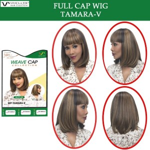 Vivica A Fox Synthetic Full Wig Tamara V