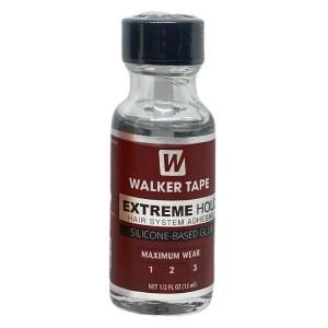 Walker Tape Extreme Hold Lace Glue Adhesive Silicone Based Glue Maximum Wear 0.50 Oz