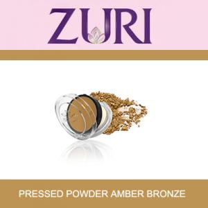 Zuri Pressed Powder Amber Bronze