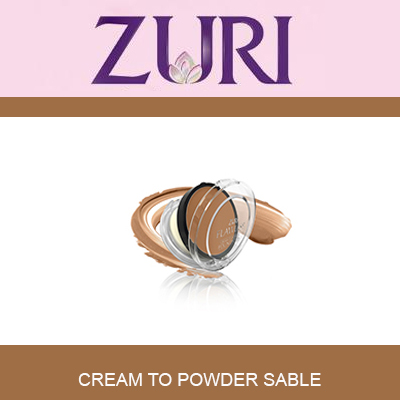 Zuri Cream To Powder Sable
