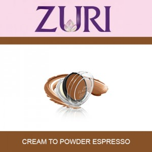 Zuri  Cream To Powder Espresso