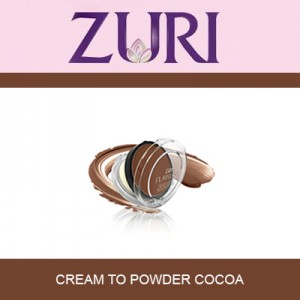 Zuri  Cream To Powder Cocoa
