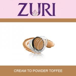 Zuri  Cream To Powder Toffee
