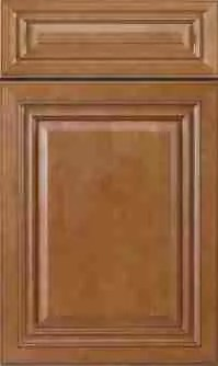 J&K Cabinetry Cinnamon Glazed