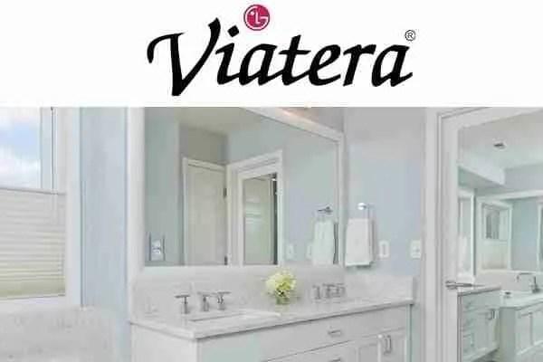 Quartz Countertops LG Viatera
