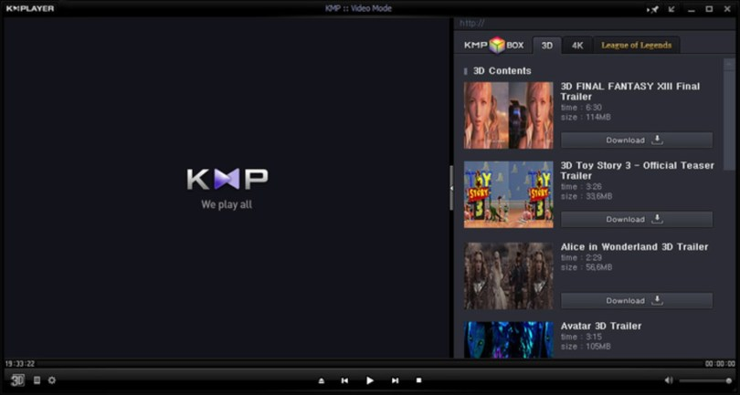 KMPlayer 4.2.2.50 Crack With Activation Key Free Download 2021