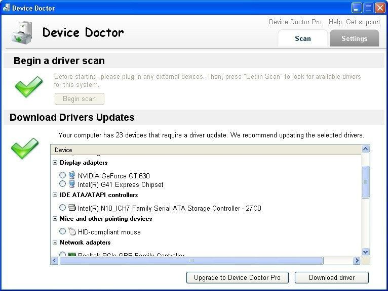 Device Doctor Pro 5.3.521.0 Crack With License Key 2022