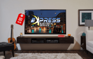 tv installation, tv mounting, hdtv installation, mount tv raleigh, tv installer raleigh, tv installer apex, tv installer cary