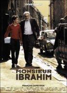 pelicula francesa con subtitulos en frances -Monsieur Ibrahim et les fleurs du coran