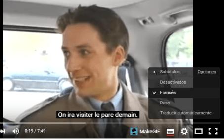 curso de frances con videos reflets ep 10