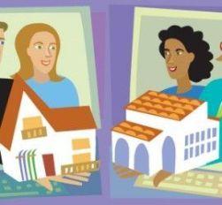 video en frances subtitulado en frances-intercambio de casas en francia