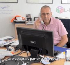 francés para trabajar - appeler pour un travail