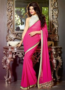 5 Trending Shades Of Pink For Your Designer Sarees | Expressing Life