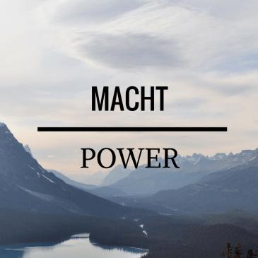 Power – Ephesians 6:10