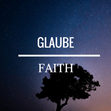 Faith – Hebrews 11:1