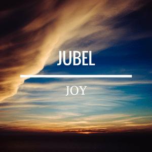 Jubel - Joy