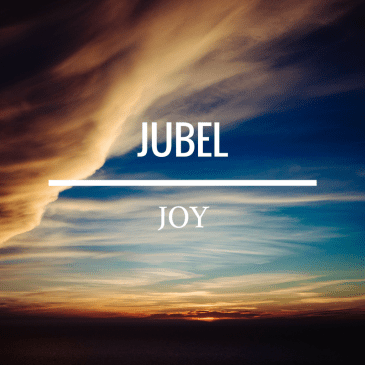 Joy – Psalms 30:5