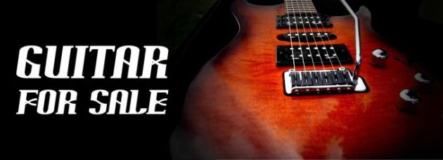 Shop for Guitars